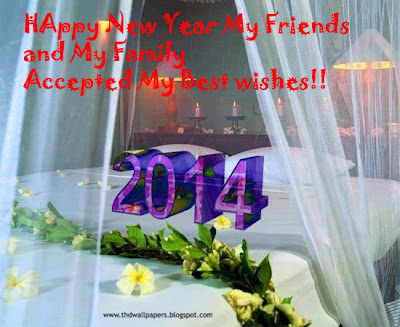 Happy New Year 2014 Wishes for Friends and Family