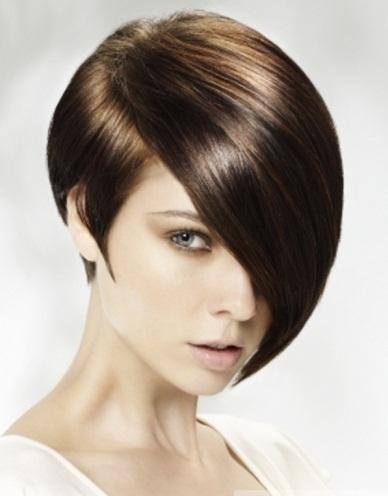 Glossy Bob Hair Style 2014