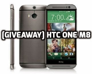 [GiveAway] Win a HTC One M8