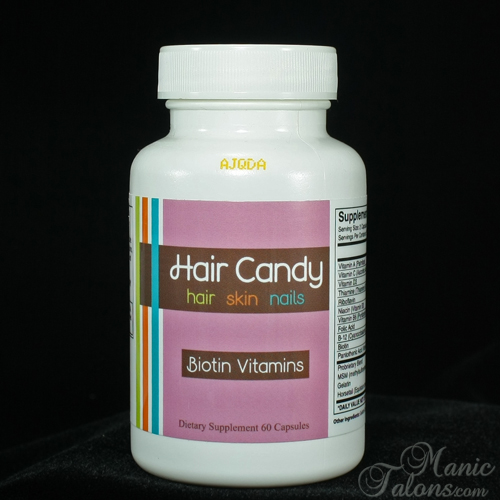 Hair Candy vitamins for hair, skin and nails