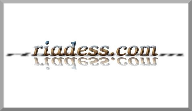 my new domain name - riadess.com