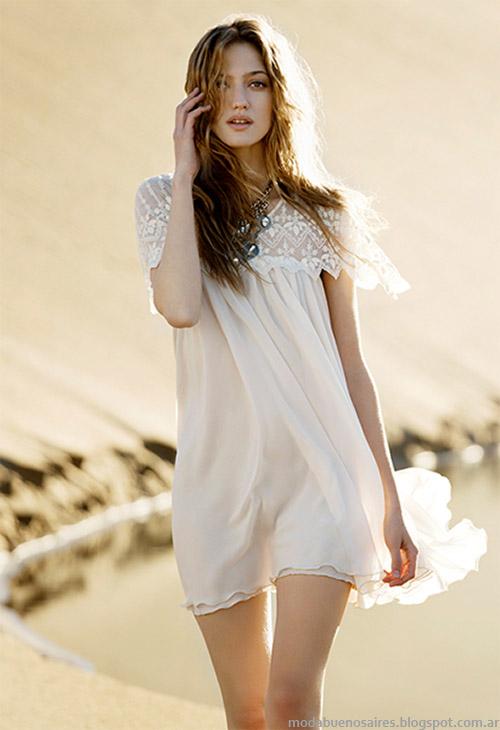 Tucci vestidos primavera verano 2015 - Moda primavera verano 2015.