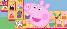 Peppa Pig Mahjongg