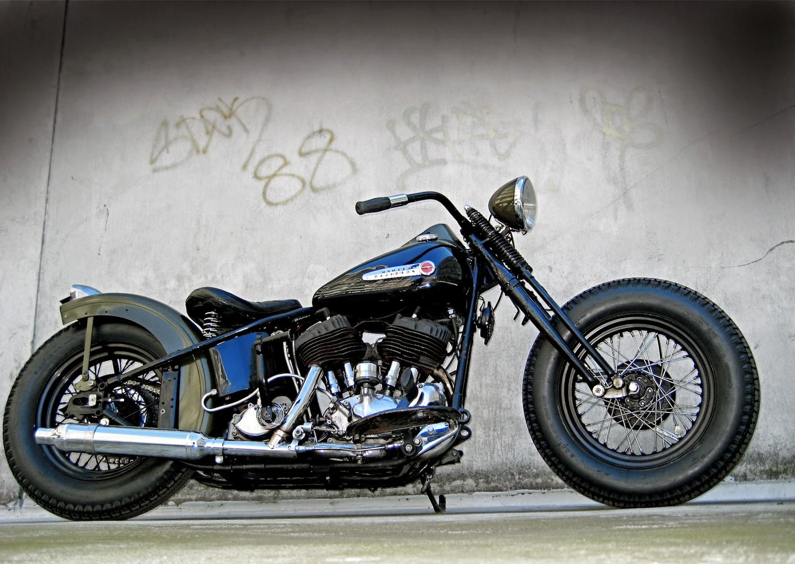 JAMESVILLE MOTORCYCLES: JAMESVILLE \'37 UL FLATHEAD BOBBER