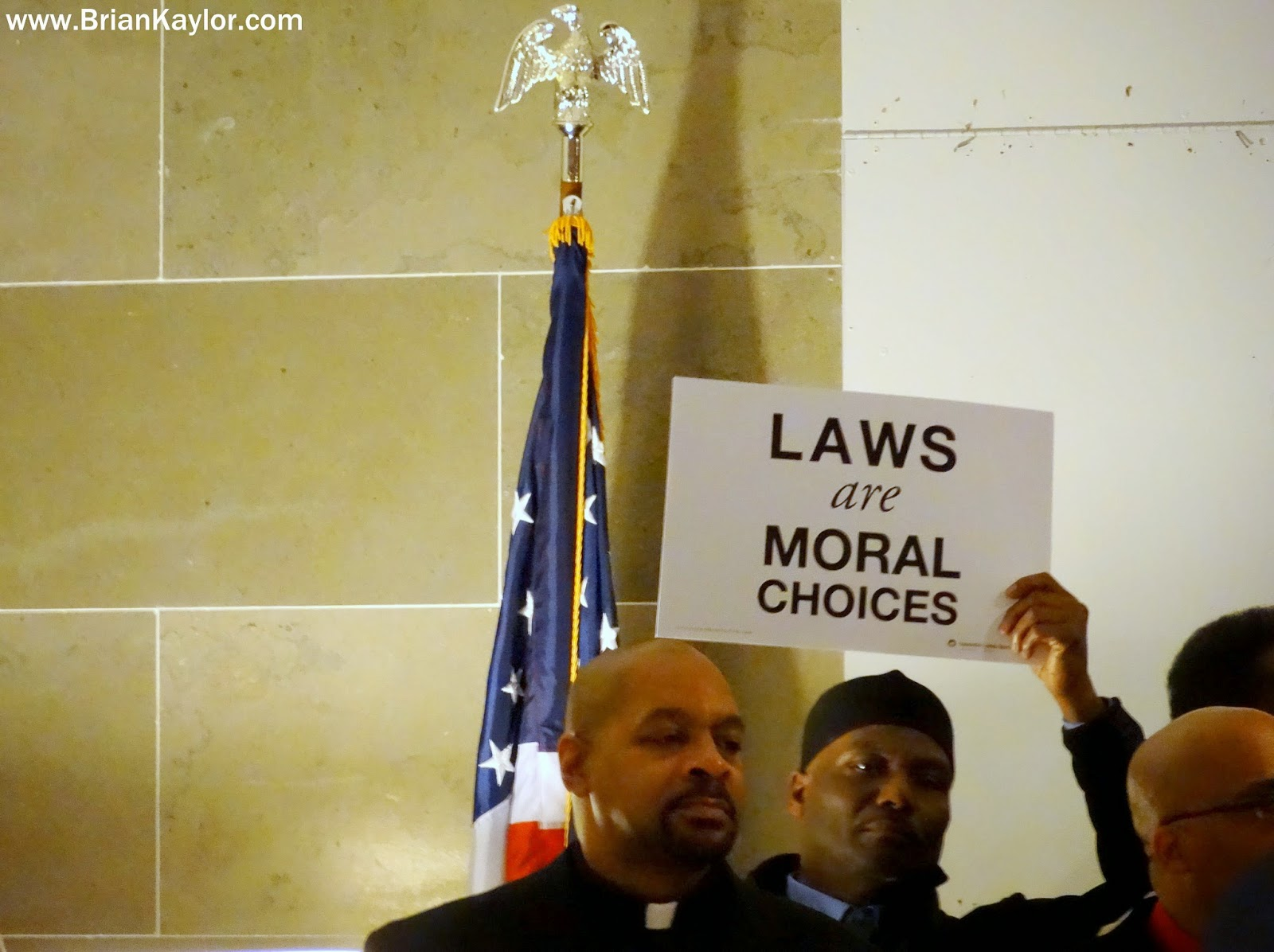 Laws are Moral Choices