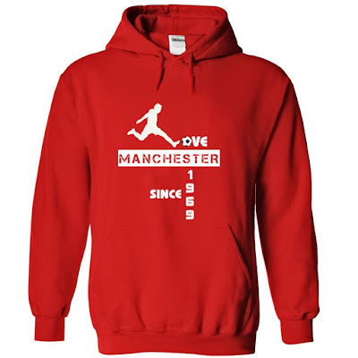 Love Manchester Since 1969