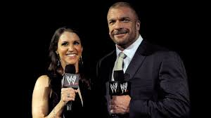 Hunter Stephanie HHH Return The Authority Raw 2014 Sting Survivor Series