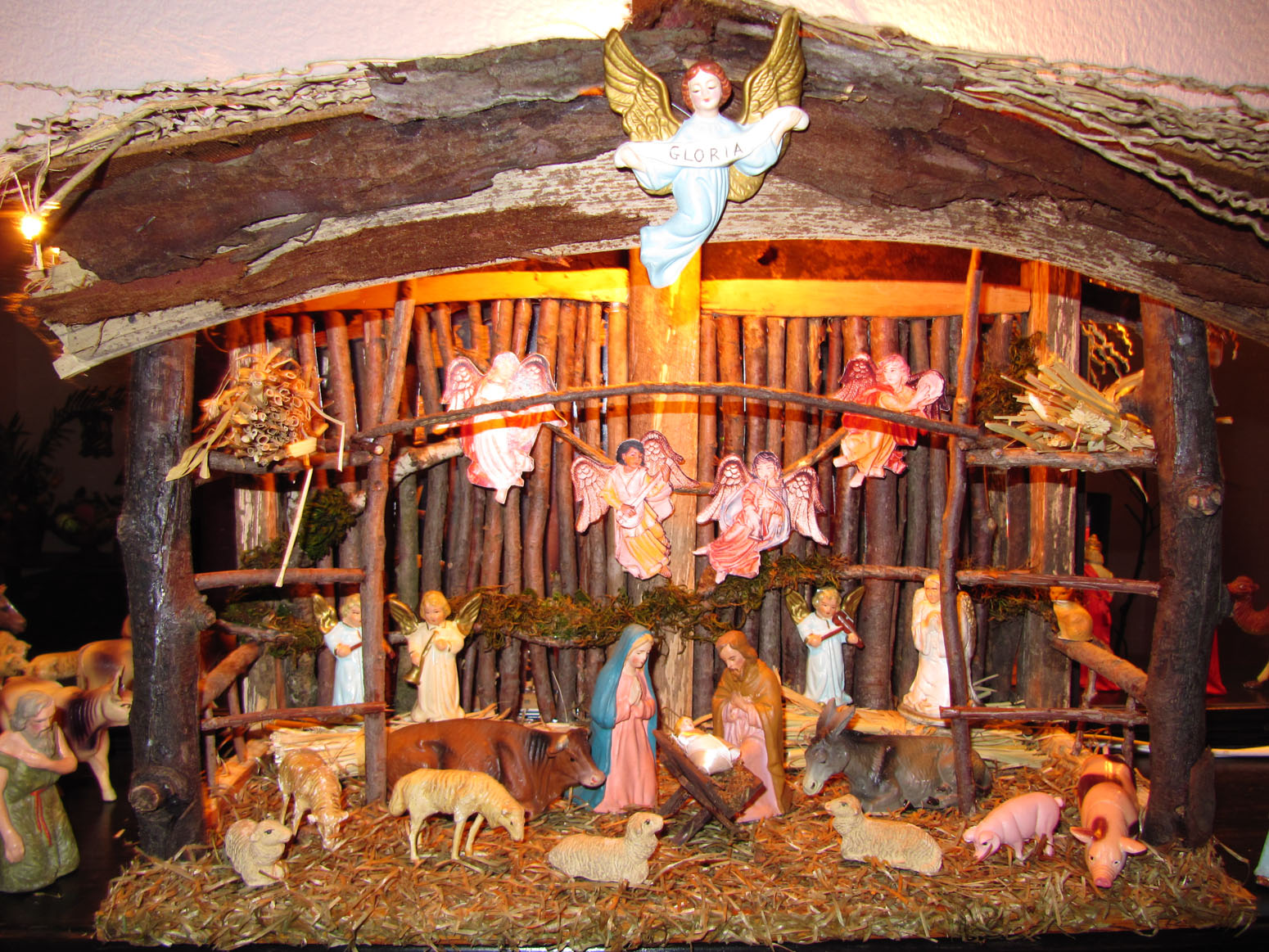 dk art and stuff creche how to make a nativity stable