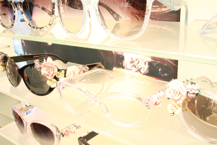 dolce and gabbana | sunglasses | freakdelafashion | april fashionreports | Fuse Communication | press day | game