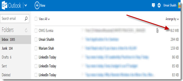 Find, Sort And Delete Large Size Emails And Attachments In Gmail ...