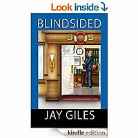 FREE: Blindsided (A Thriller) by Jay Giles