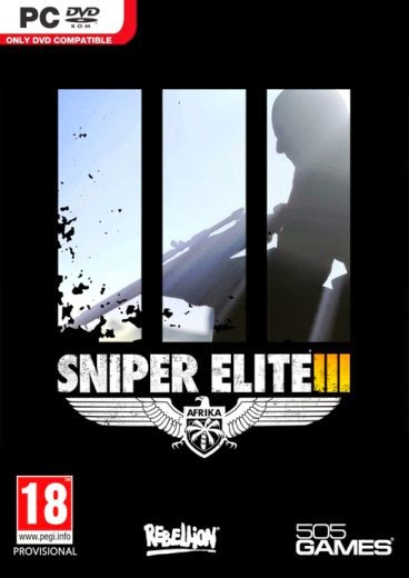 Sniper Elite 3 PC Box