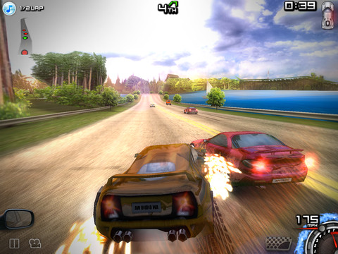 screenshot 3 Race illegal High Speed 3D v1.2.2