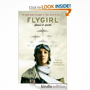 http://www.amazon.com/Flygirl-Sherri-L-Smith-ebook/dp/B001QBPMBO/ref=sr_1_2?s=books&ie=UTF8&qid=1389941119&sr=1-2&keywords=fly+girl