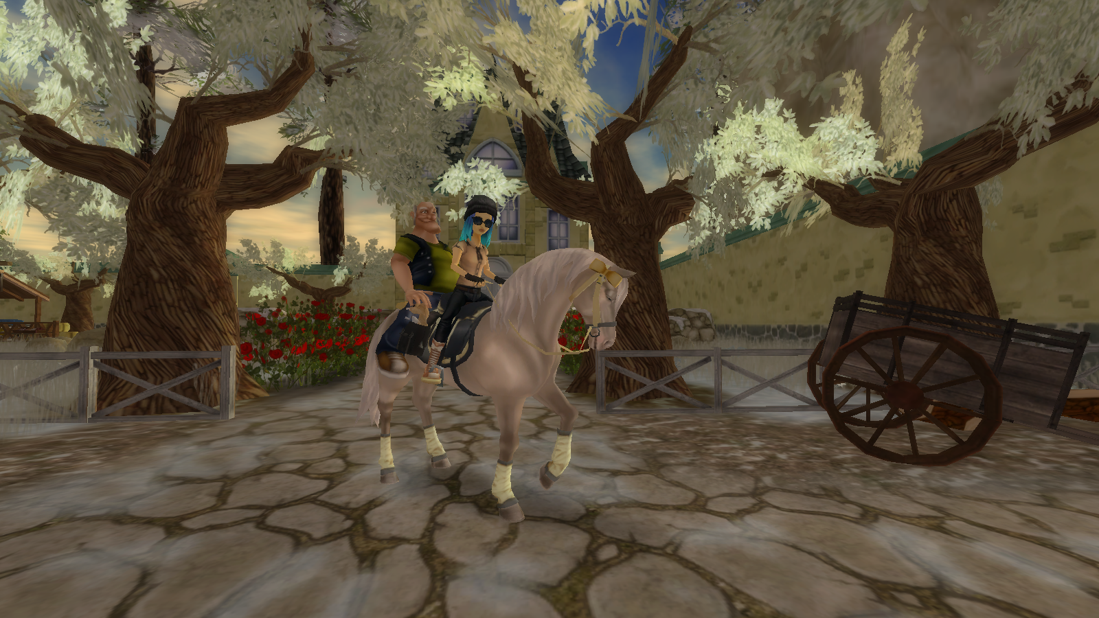 how to get to epona star stable