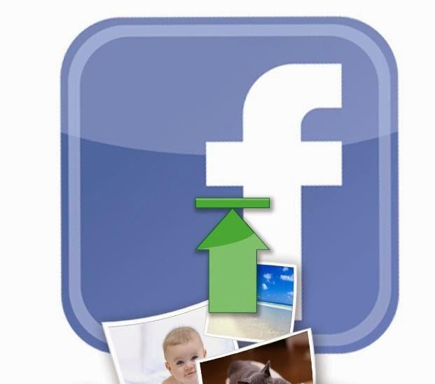 برنامج رفع الصور الى الفايسبوك Easy Photo Uploader for Facebook