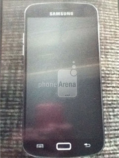 "Alleged Samsung Galaxy S3 - New ""Dummy"" GALAXY S III Pictured, It Looks Closer to the Final Design"