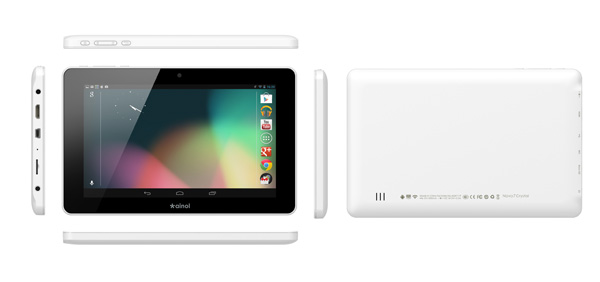 harga tablet ainol novo 7 crystal, spesifikasi lengkap tablet android dual core ainol novo murah, gambar dan review tablet ainol novo 7 crystal