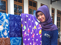 Alam, Sumber Inspirasi Batik Sukabumi