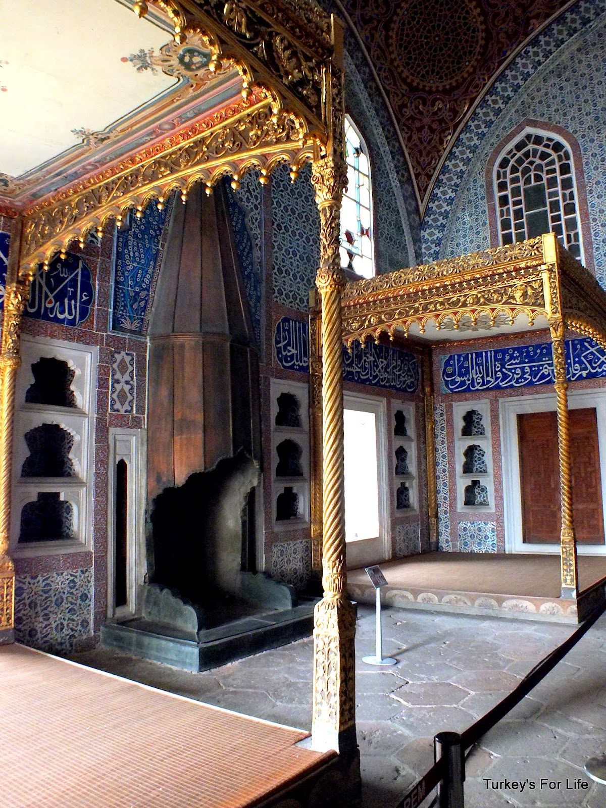 Harem Section, Topkapı Palace, Istanbul