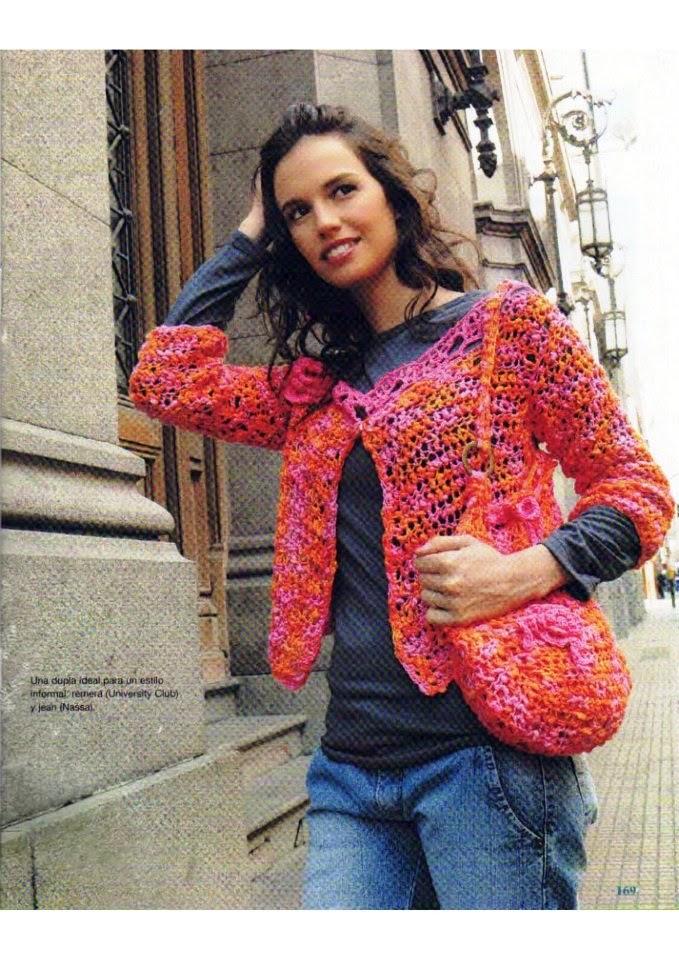 ADRI22  Crochet  sacos 9a29827d09c