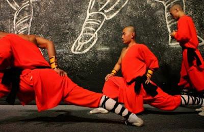 Kung Fu Masters