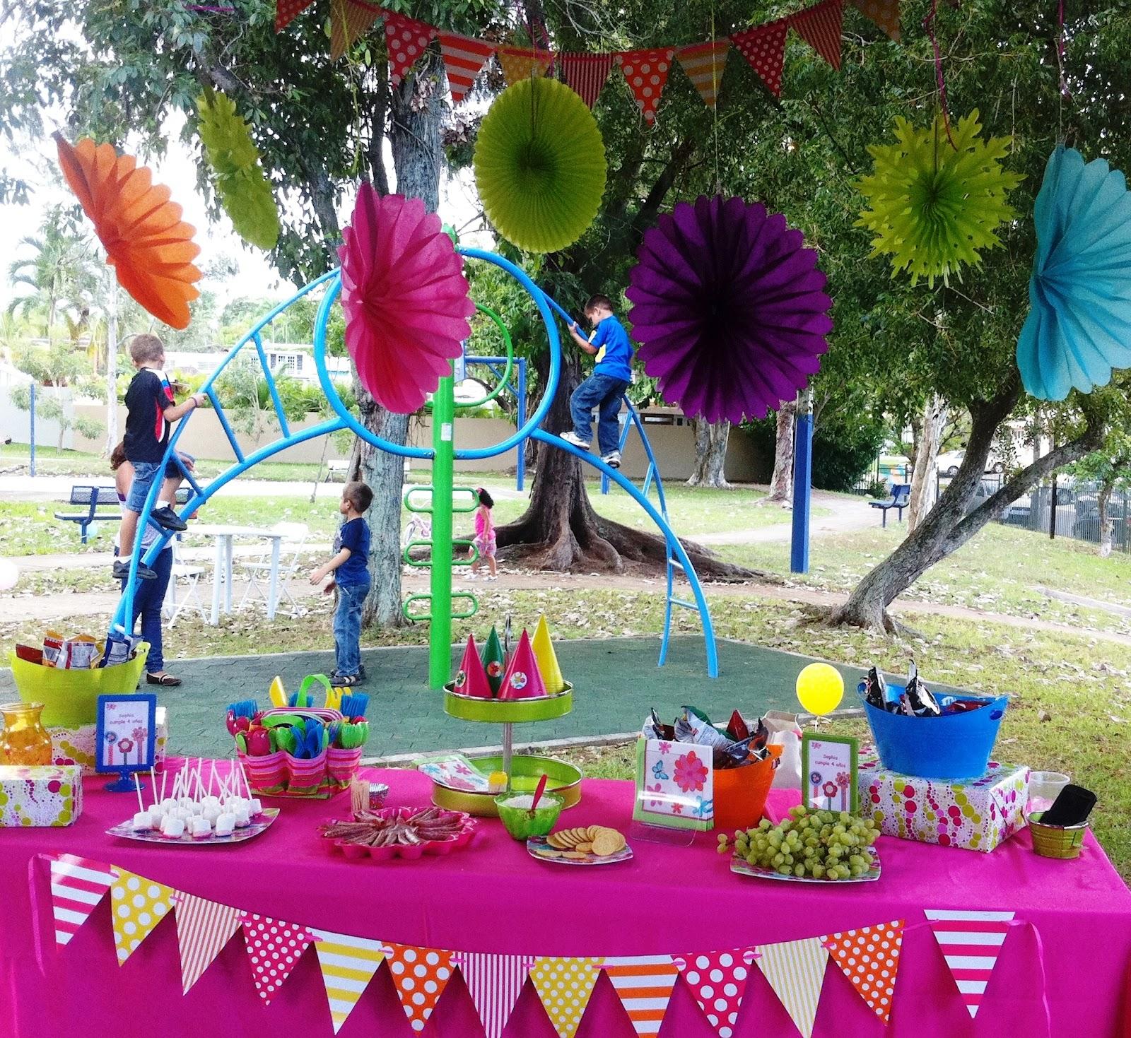 Qu bello es todo fiesta jardin de flores for Fiesta de jardin