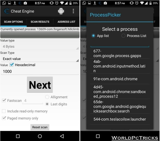 Top 8 Game Hacker Apps for Android with/without Root- Dr.Fone