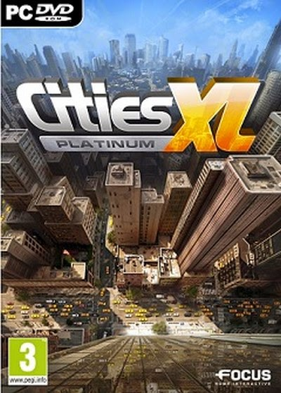 Cities XL Platinum Single Link Iso Full Version