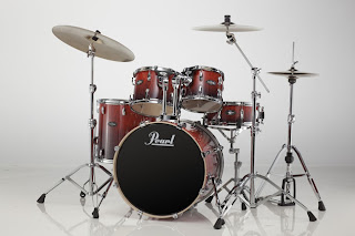 Pearl Drum Set - Pearl Vision Birch Artisan II Drum Set