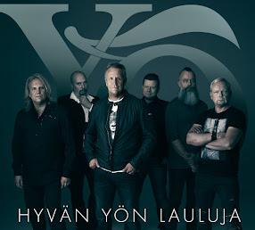 Uusin levy: HYVÄN YÖN LAULUJA