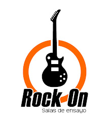 ROCK ON. SALAS DE ENSAYO.