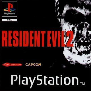 [Lista] Los 15 mejores juegos de la historia de Playstation - Resident Evil 2