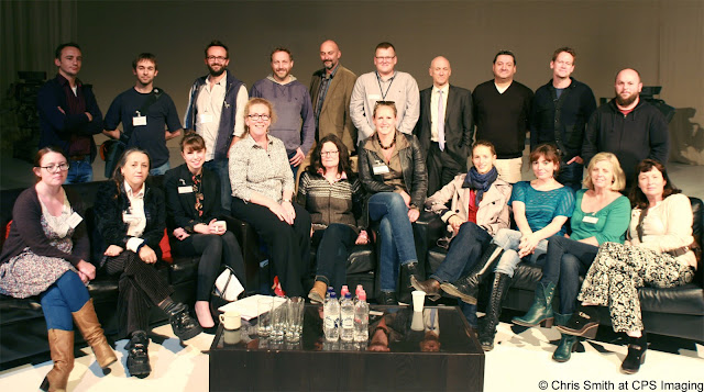 Screen South's Creative Business Base Film Development Programme 2012