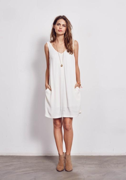 Hush Triangle Dress