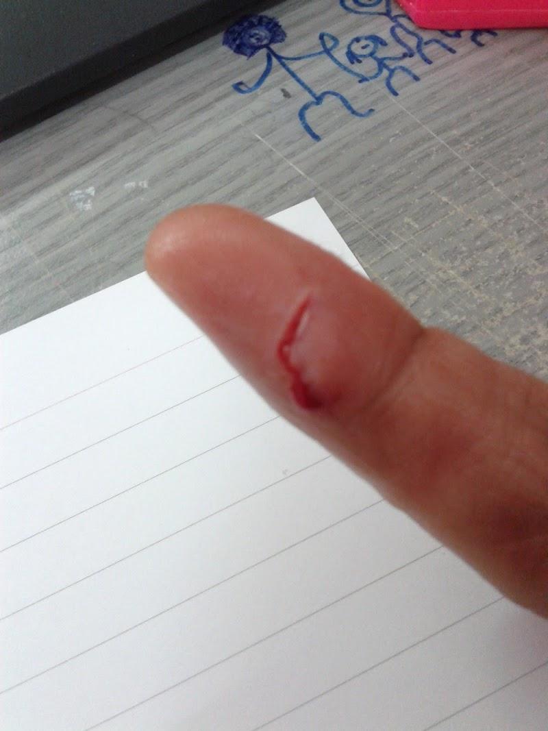 Saya yang berdarah