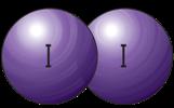iodine molecule