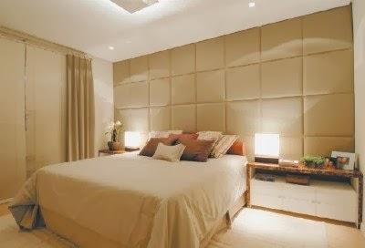 Construindo minha casa clean cabeceiras de cama na for Tipos de camas queen