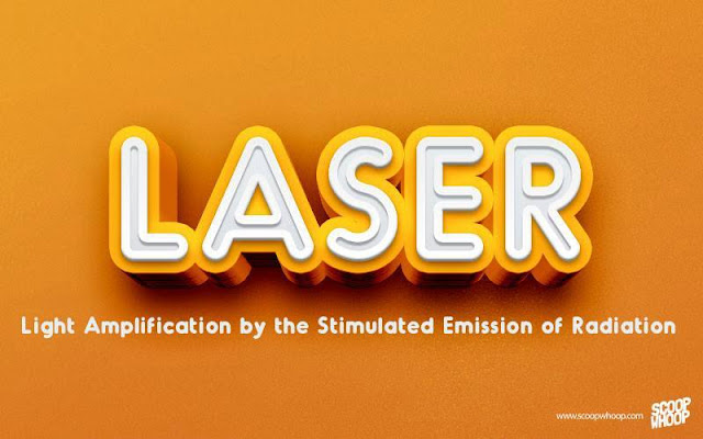 LASER-LIGHT-AMPLIFICATION-BY-THE-STIMULATED-EMISSION-OF-RADIATION