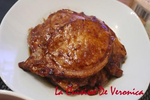 La Cuisine De Veronica 醬油麴豬扒