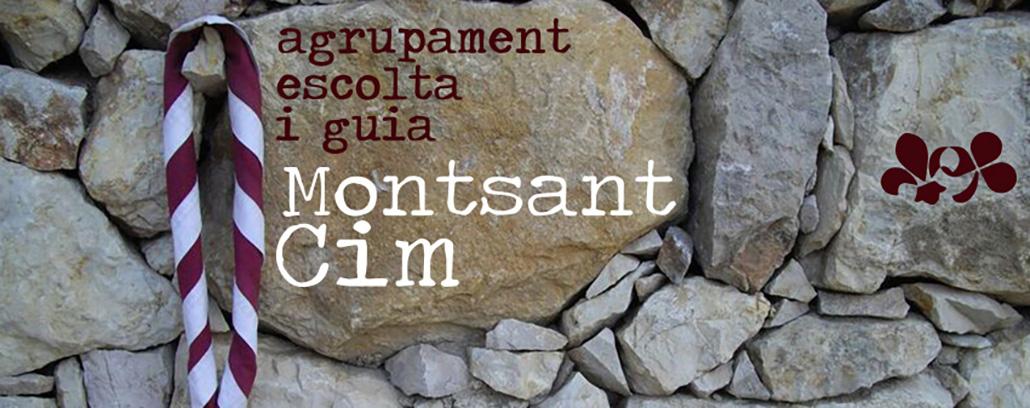 Agrupament Escolta i Guia MontsantCim