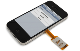 Switching Sim Cards Between Iphones