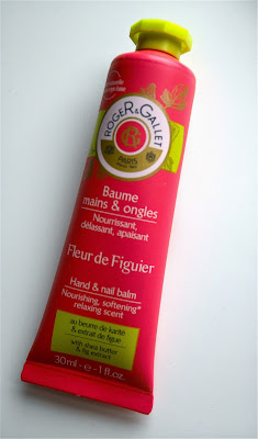 Cosmeto Factory - blog - baume main - Roger & Gallet