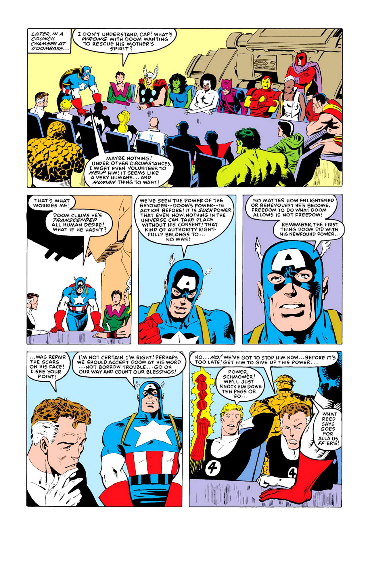 Captain America (1968) Issue #292l #219 - English 24