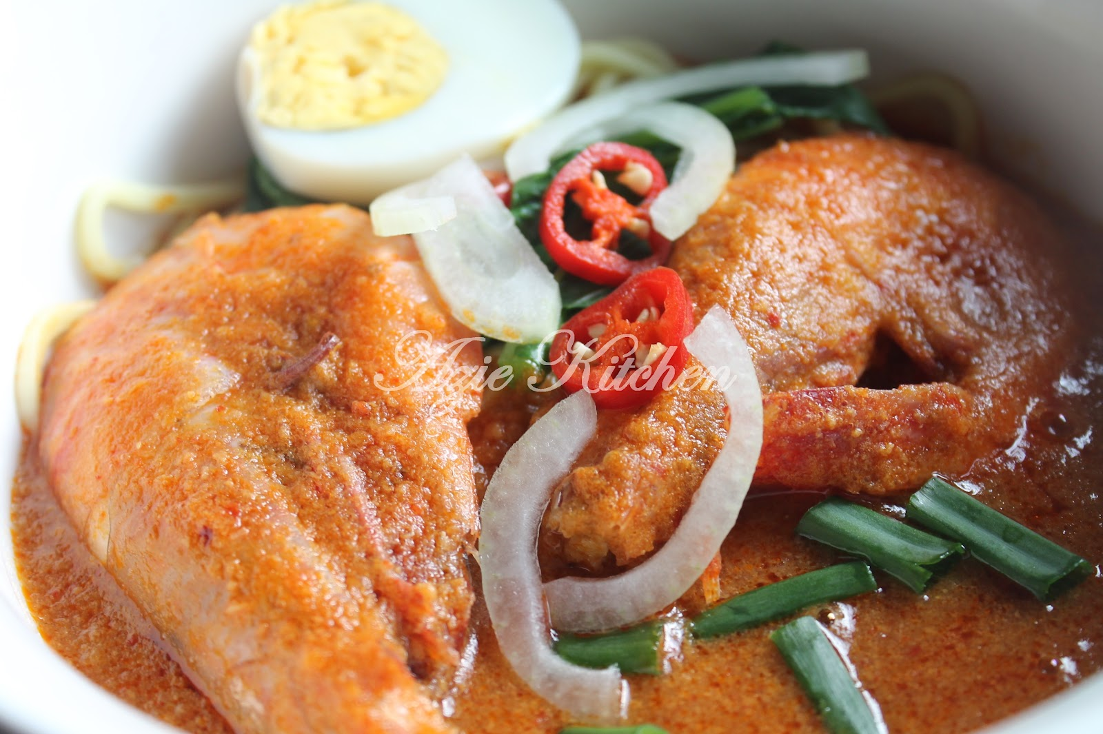 Mee Udang Sedap Azie Kitchen