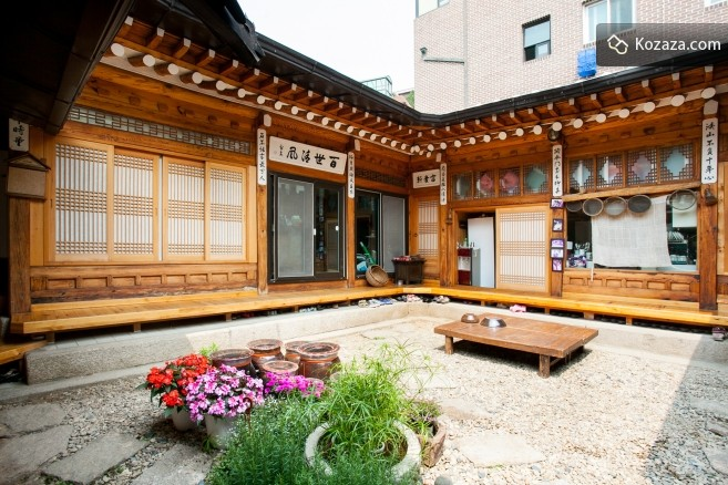[House In Korea] Eugene Hanok House @Jongno, Seoul