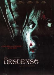 El Descenso 1   2005 DVDRip Latino HD Mega