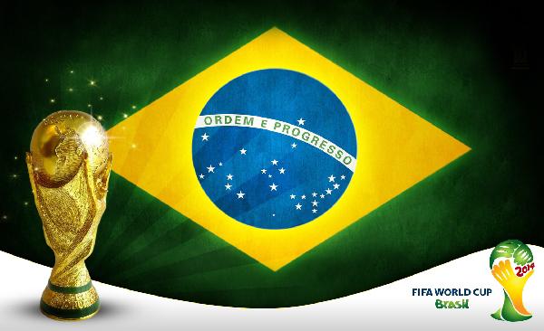 تردد القنوات المجانية الناقلة لـ كاس العالم 2014 في البرازيل