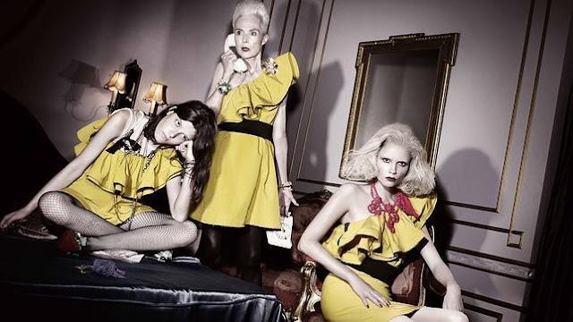 Campaña Lanvin H&M FW 2010-2011
