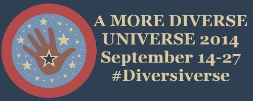 A More Diverse Universe 2014 logo
